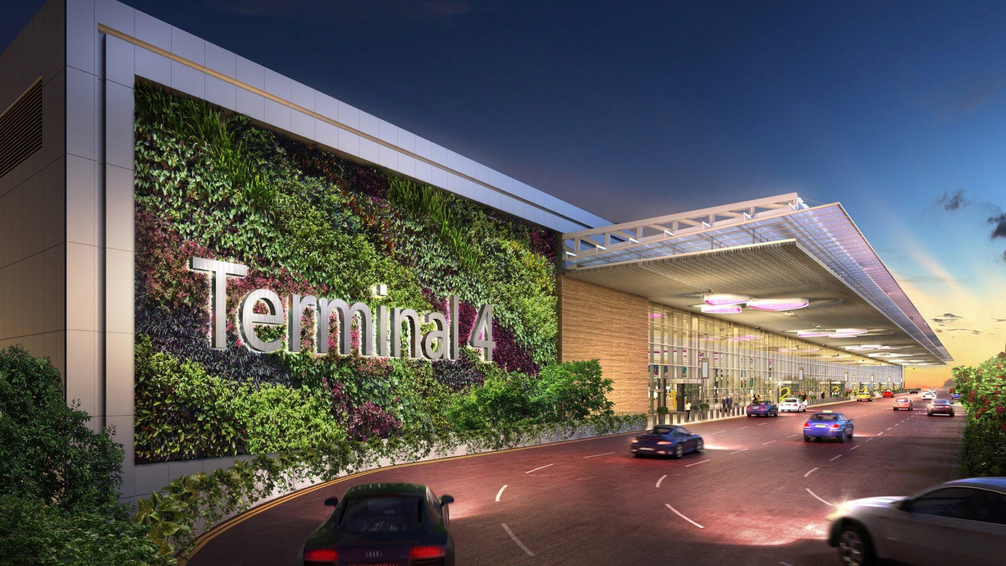 Singapore Changi Airport T4