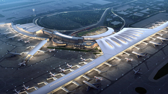 Nanjing International Airport Soprema