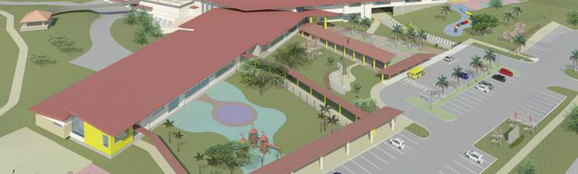 Okinawa Zukeran Elementary School
