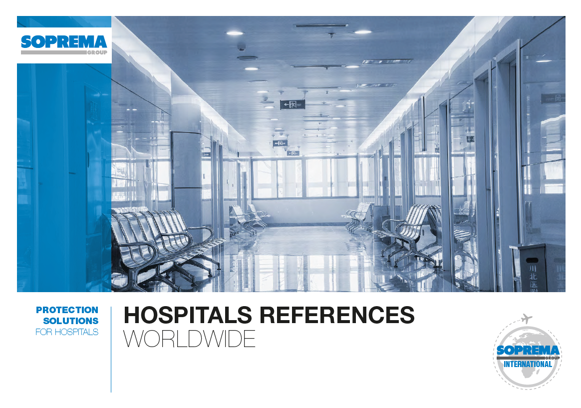 GIVE CARE TO BUILDINGS: OUR HOSPITALS REFERENCES
